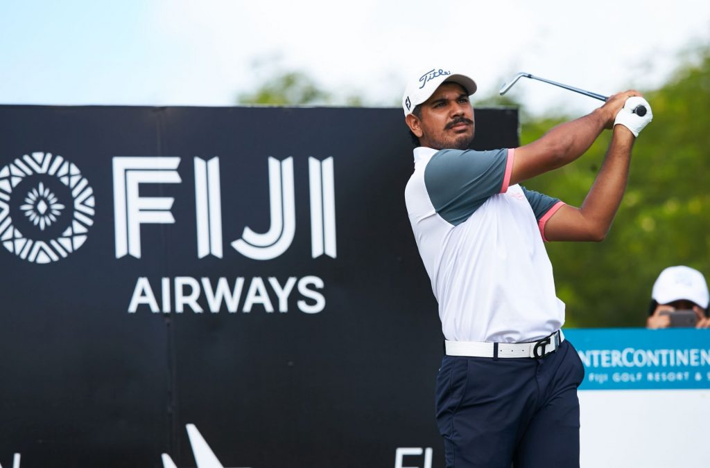Bhullar enters the final round with a shot lead at Fiji International