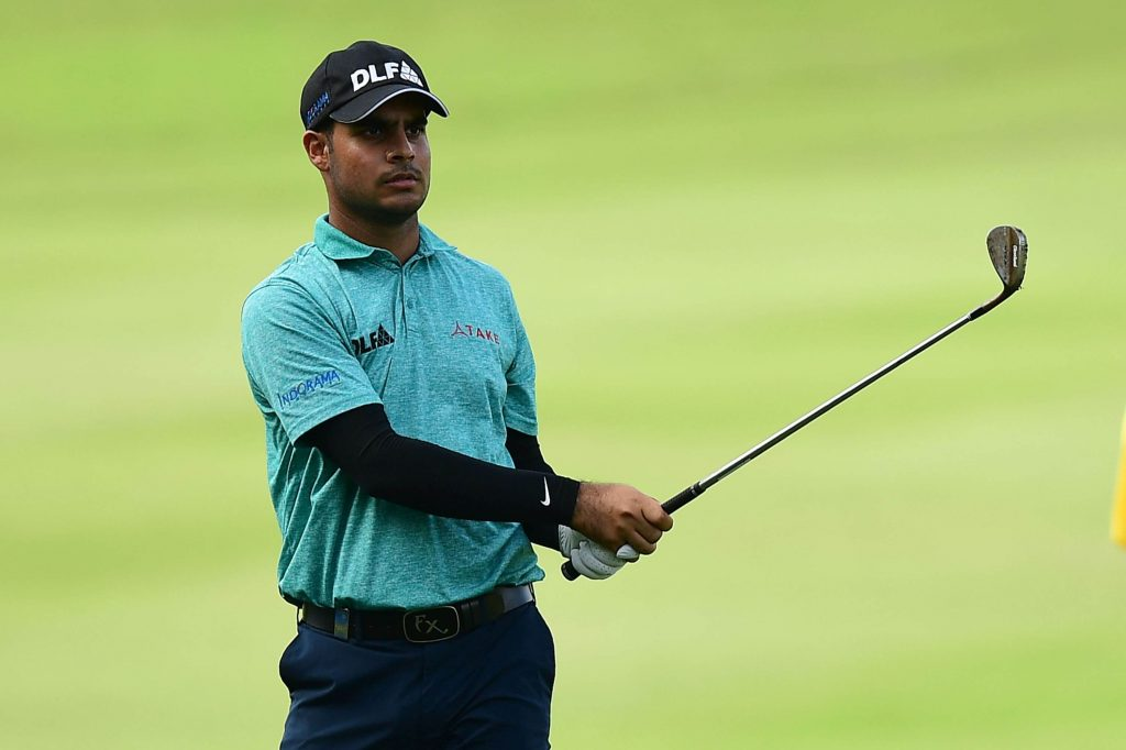 Sharma puts a strong case for himself at CIMB Classic
