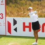 Sophie Lamb debuts as a professional at the Hero Women's Indian Open